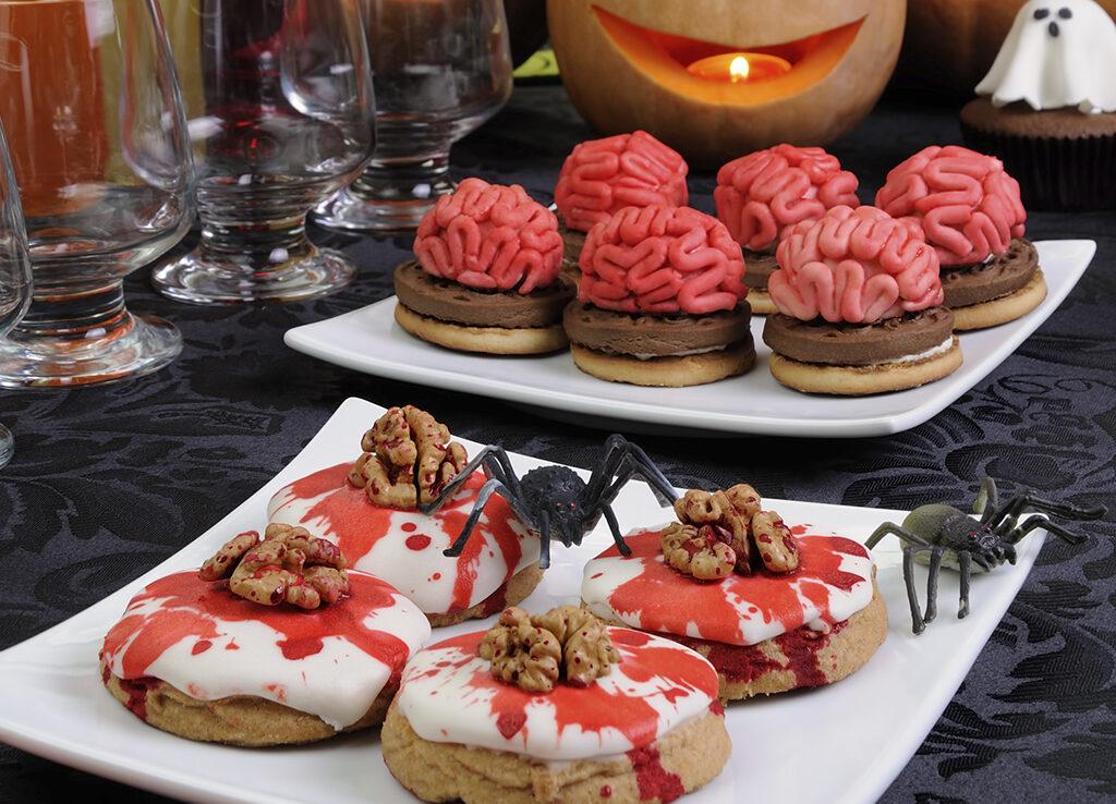 comida halloween